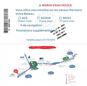 An example of gift voucher