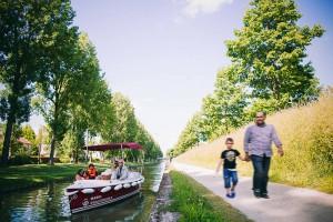 Itinerary park Bergère