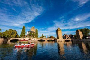 book a boat in Strasbourg