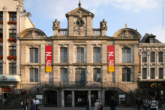 """The """"Théâtre du Nord"""" in Lille"""