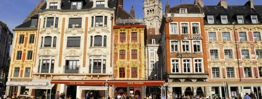 """The """"Vieux Lille"""""""